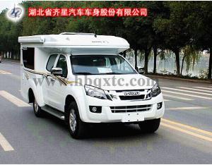 QXC5030XLJ Pick-up Caravan