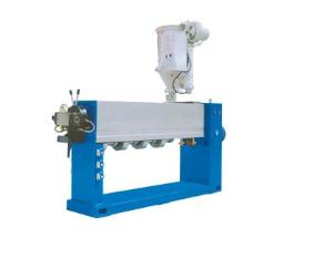 Plastic extruders for extruding PVC, PE or XLPE insulating layer and protective jacket