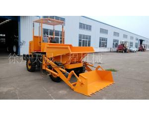 Self loading dumpers