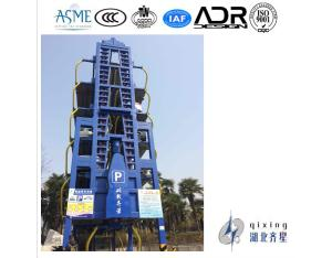 Vertical circulating mechanical parking equipment