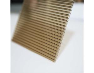 XINHAI double wall polycarbonate sheet