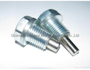 Magnetic Steel oil drain plugs