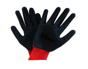 Nitrile Coated 13G Polyester Safety Glove