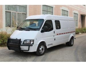 Armored Cash-In-Transit Van (TBL5048XYCF4)