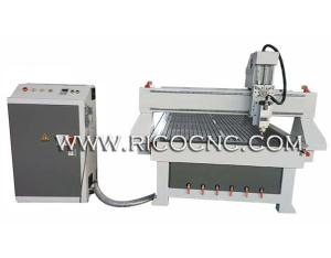 Particle Board Cutting CNC Router Machine Cut Melamine Partical Board to Size W1325V