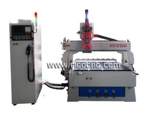 DIY Automatic Tool Changer 4x4 Feet CNC Router for Wood and Plastic Signs ATC1212AD