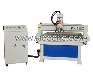CNC Router for Wood Cabinets Carving and Granite Stone Cutting Engraving SW1318C
