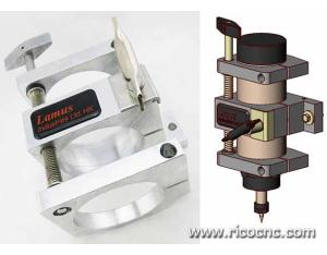 DIY Height Adjustable Spindle Mount Bracket Clamp for CNC Router Spindle Motor