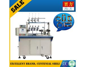SRB25-4 single spindle coil winding machine