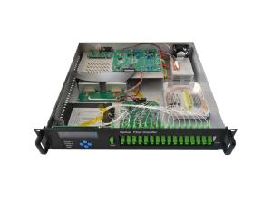 1550nm Multi-Outputs Fiber Amplifier PON Multi-Outputs CATV Optical Fiber Amplifier EDFA