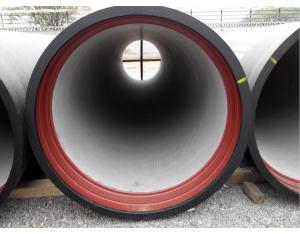 tubo de ferro fundido dúctil para abastecimento de água