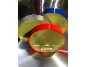 Surface polisher for unglazed tiles
