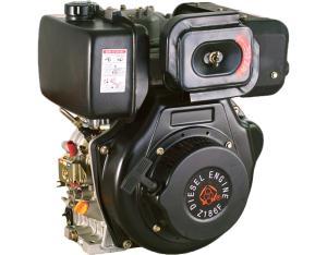 Vertical Type Diesel Engine