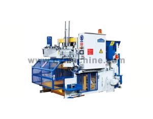 ZENITH 913 Mobile single layer production block machine(Pallet Free)