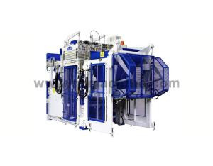 ZENITH 940 Fully Automatic Mobile Multilayer Machine(Pallet Free)