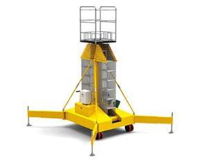 Electric aerial work platform- GTTY25