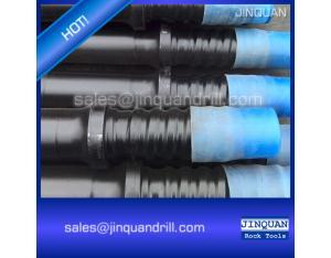 76mm,89mm drill rod/GT60 Threaded rock speed rod extension rod
