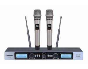 PU-2755 Wireless microphone with 400 adjustable channels