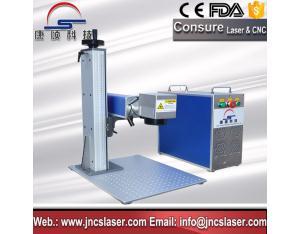 20W 30W Desktop Fiber Laser Marking Machine