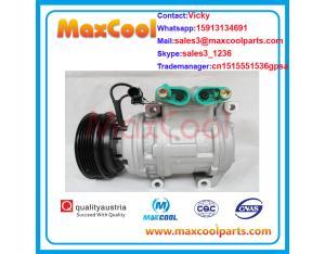 HOT SALE AC Compressor for KIA 10PA15L series 97701-1X000 10-3152 10PA15L 977011X000 6pk 124mm
