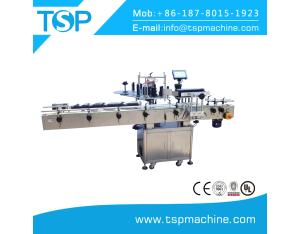 Automatic self-adhesive round/oval/square bottle labeling machine