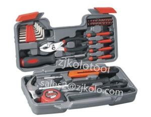 39pcs tool set household toolkit hand tools