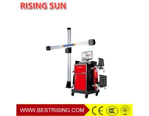 3D camera used wheel alignment equipment