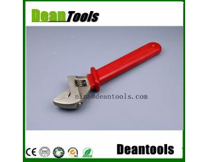 """INSULATING ADJUSTABLE WRENCH , MONKEY WRENCH , 8-12"""""""