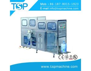 small scale 5 gallon water filling machine, bottling equipment