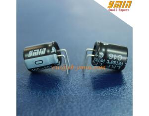 Low Leaking Current Capacitor Radial Electrolytic Capacitor for Energy Saving Lamp RoHS