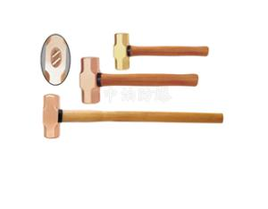 made in china non sparking safety tools big hammer Forging beryllium bronze