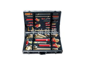 non sparking tools set,spark free,spark resistant,explosion-proof,ATEX approved,beryllium bron