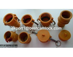 nylon quick release camlock coupling, high quality nylon camlock couplings