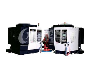 3C1R drilling and milling processing automation unit