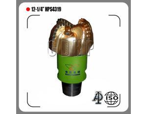 """12 1/4"""" HPS4219 S123 Steel Body PDC bit"""