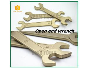 Albronze non sparking double open end straight high quality tools ,beryllium bronze