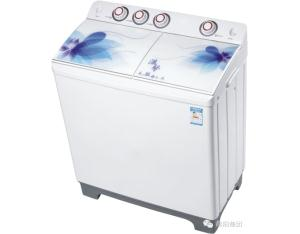 Double barrel washing machine-XPB95-1588S