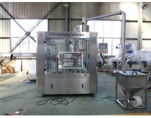 100% Factory  for sale small scale soft juice Filling Machine /Small pulp juice filling machine