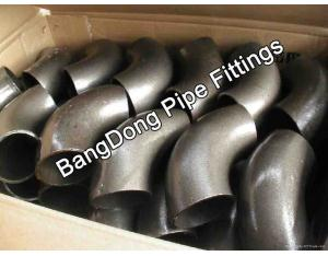 Carbon Seamless Pipe Fitting Elbow