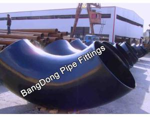 ELBOW 90 DEG,SR, BW END MATERIAL:STPG370, SCH.40