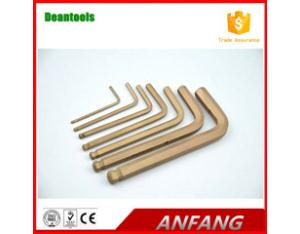 non sparking tools allen key wrench 3-24mm