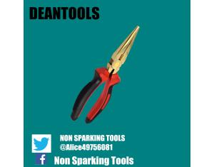 non sparking long nose pliers , hand cutter ,needle pliers