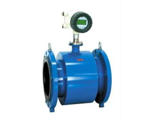 Intelligent/Electromagnetic flowmeter/Integration/With liquid crystal display