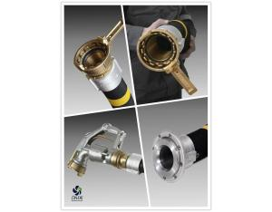 Stainless Steel/Brass Tankwagon Coupling DIN28450/Mk/Vb/Vk/MB