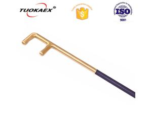 Safety tools non sparking aluminum bronze valve handle