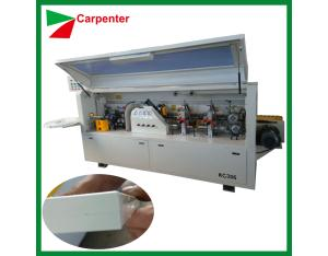 Full automatic PVC tape edge banding machine for MDF furniture KC306