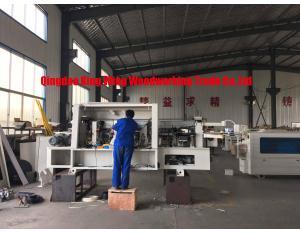 Full automatic PVC tape edge banding machine for MDF furniture KC306
