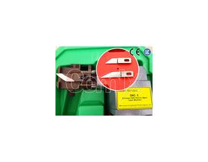 ComiX Electric Conveyor Belt Cutting Machine