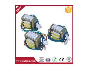 EI power ac output isolation transformer 12v 24v