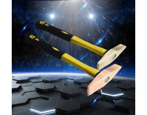 non sparking chipping hammer fiberhandle albronze beryllium copper